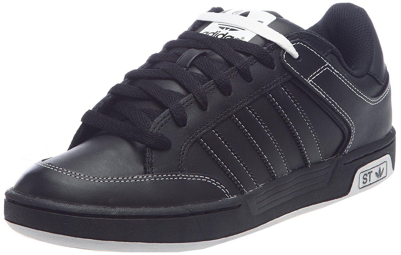 Adidas Varial ST schwarze niedrig Herren Jungen Freizeit niedrig schwarze bdcb68