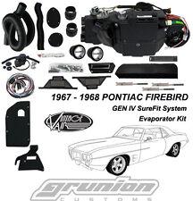 1967-68 Camaro Firebird  Kick Panels --With Pioneer Speakers NO AC Cars
