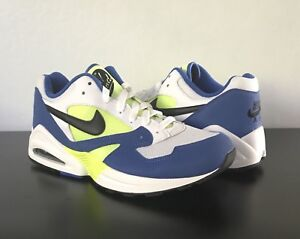 cheap for discount 7f8aa c71c3 Image is loading Nike-Air-Tailwind-92-Royal-Volt-Size-9