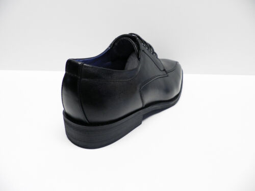 42 Mariage Neuf Taille Costume Pour Noir Chaussures Cérémonie a17 ts 1 Homme gIqHa