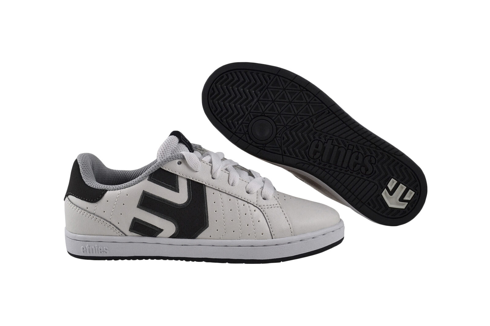 Etnies Fader ls White/Grey/Grey skater Sneaker/zapatos blanco