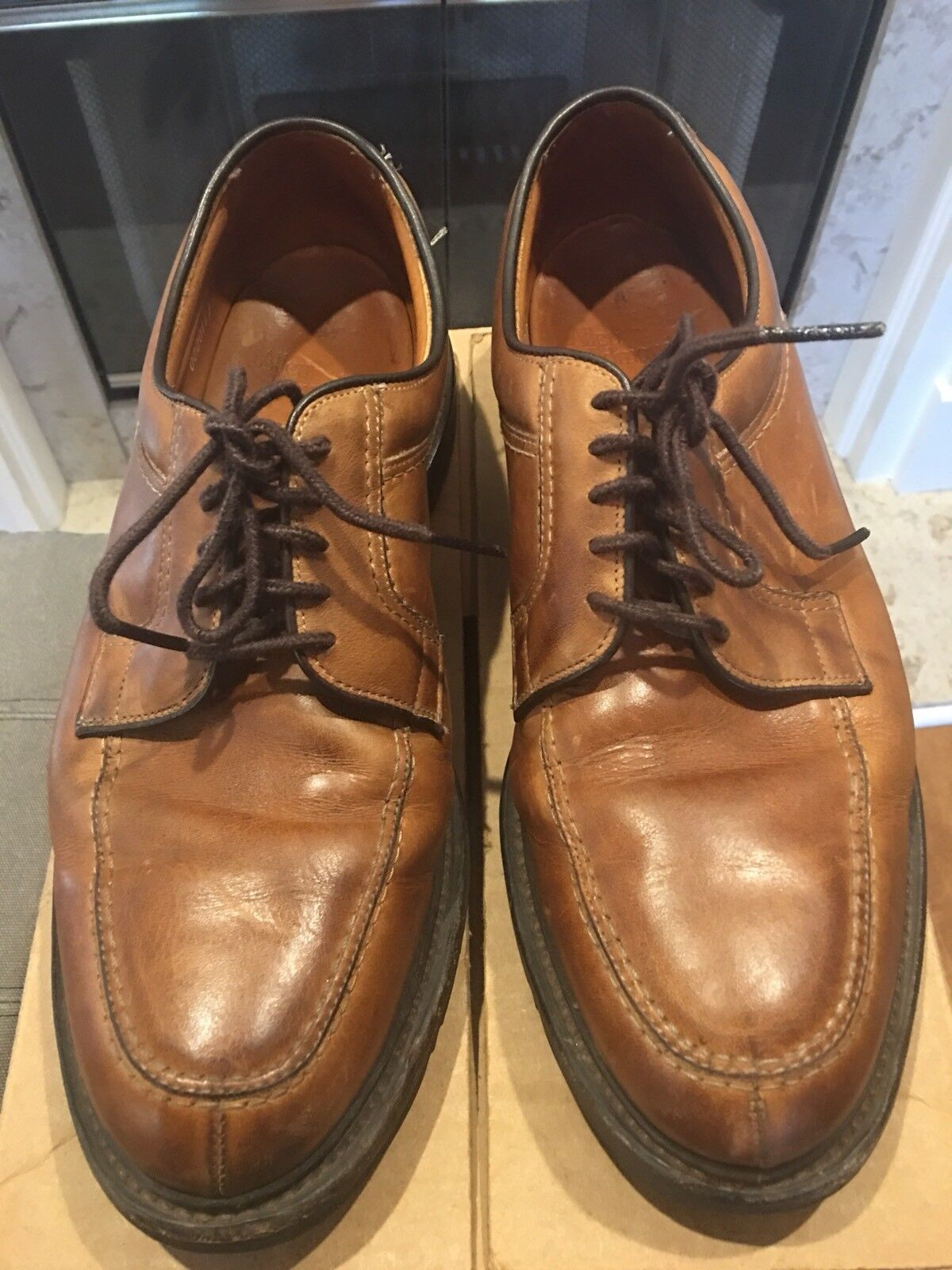 Allen Edmonds 10D Wilbert Oxfords  Size 10D Edmonds 429ab0