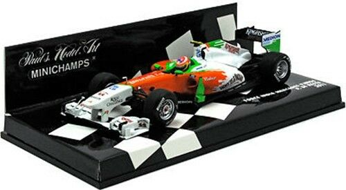 Joyeux noel MINICHAMPS 1/43 2011 Force India India India VJM04 Paul di Resta | Online Shop