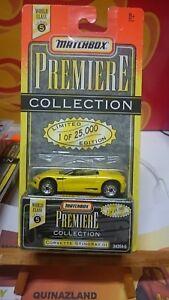 Matchbox-Primera-Corvette-Stingray-III-Edicion-Limitada-9963