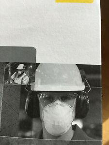 lot de 5 masques batiments