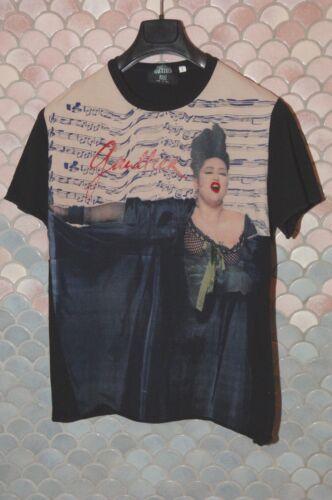 """J P Gaultier """"Maille"""" Vintage T-Shirt , Size XL, E"""