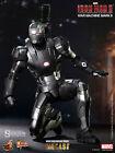 HOT TOYS IRON MAN 3 WAR MACHINE MARK II DIECAST 1:6 FIGURE ~Sealed in Brown Box~
