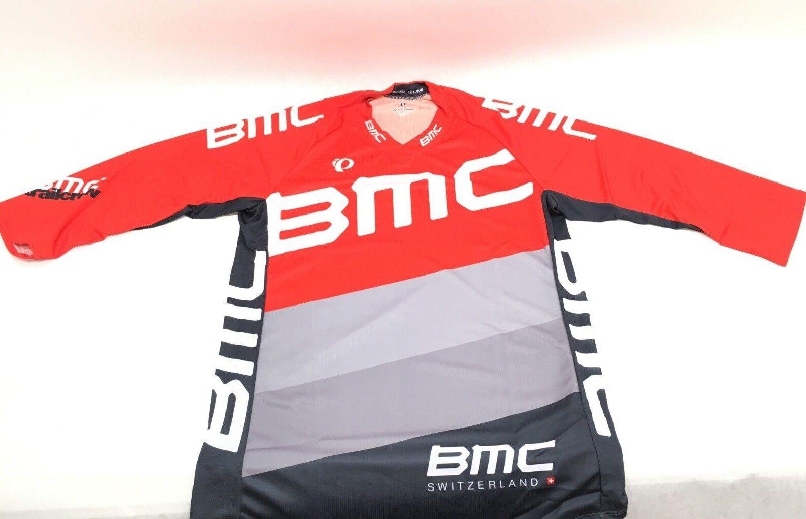 Pearl Izumi BMC  Trailcrew Mountain Bike Jersey Baggy Red Women's - XS - 215432  world famous sale online