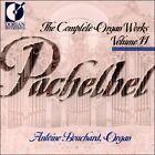 Pachelbel: The Complete Organ Works, Vol. 11 (CD, May-2001, Dorian)