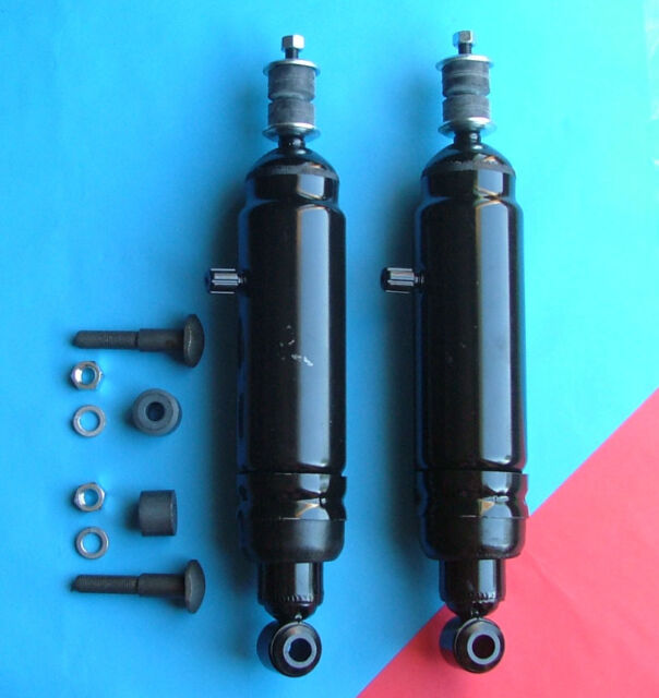 "1956-1960 Ford F100 Pickup Monroe Air Shocks Ext. 20"" Compressed 12.25"""