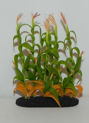 """Dollhouse Miniature Food Accessory 1/2"""" Scale Corn Tree Farm Diorama"""