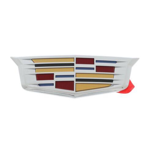 OEM NEW Rear Trunk Decklid Crest Emblem Badge 2015 Cadillac ELR 23240776