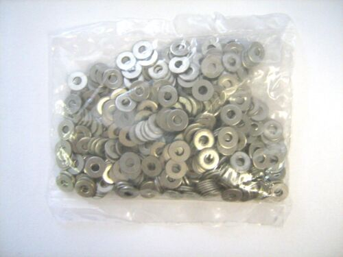 #2 Flat Washer Stainless Steel M2 S//S SS BAY FASTENERS 02FWSS Lot 400 Pieces