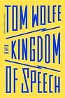 The Kingdom of Speech by Tom Wolfe (CD-Audio, 2016)
