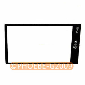 GGS-LCD-Screen-Protector-optical-glass-for-NIKON-D5000