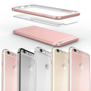 New-Ultra-Thin-Silicone-Bumper-Clear-Slim-Case-Cover-Skin-For-iPhone-7-6-6S-Plus