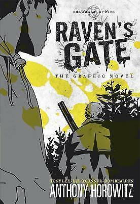 1 of 1 - The Power of Five: Raven's Gate - The Graphic Novel by Tony Lee, Anthony Horowit