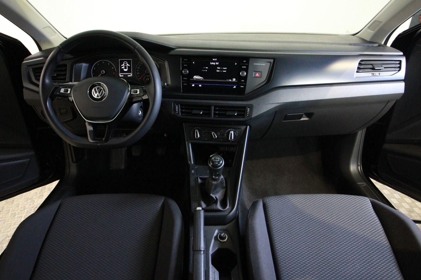 VW Polo MPi 80 Trendline