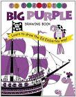 Ed Emberley's Big Purple Drawing Book by Ed Emberley (Paperback / softback, 2001)