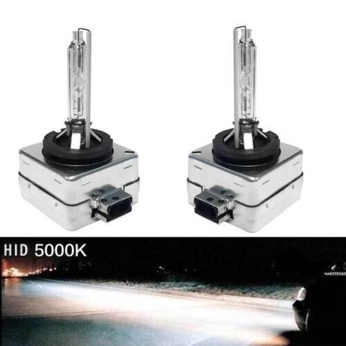 2X D1S D1C 55W HID 5000K 6000K 8000K 10000K Factory Xenon OEM Replacement Bulbs