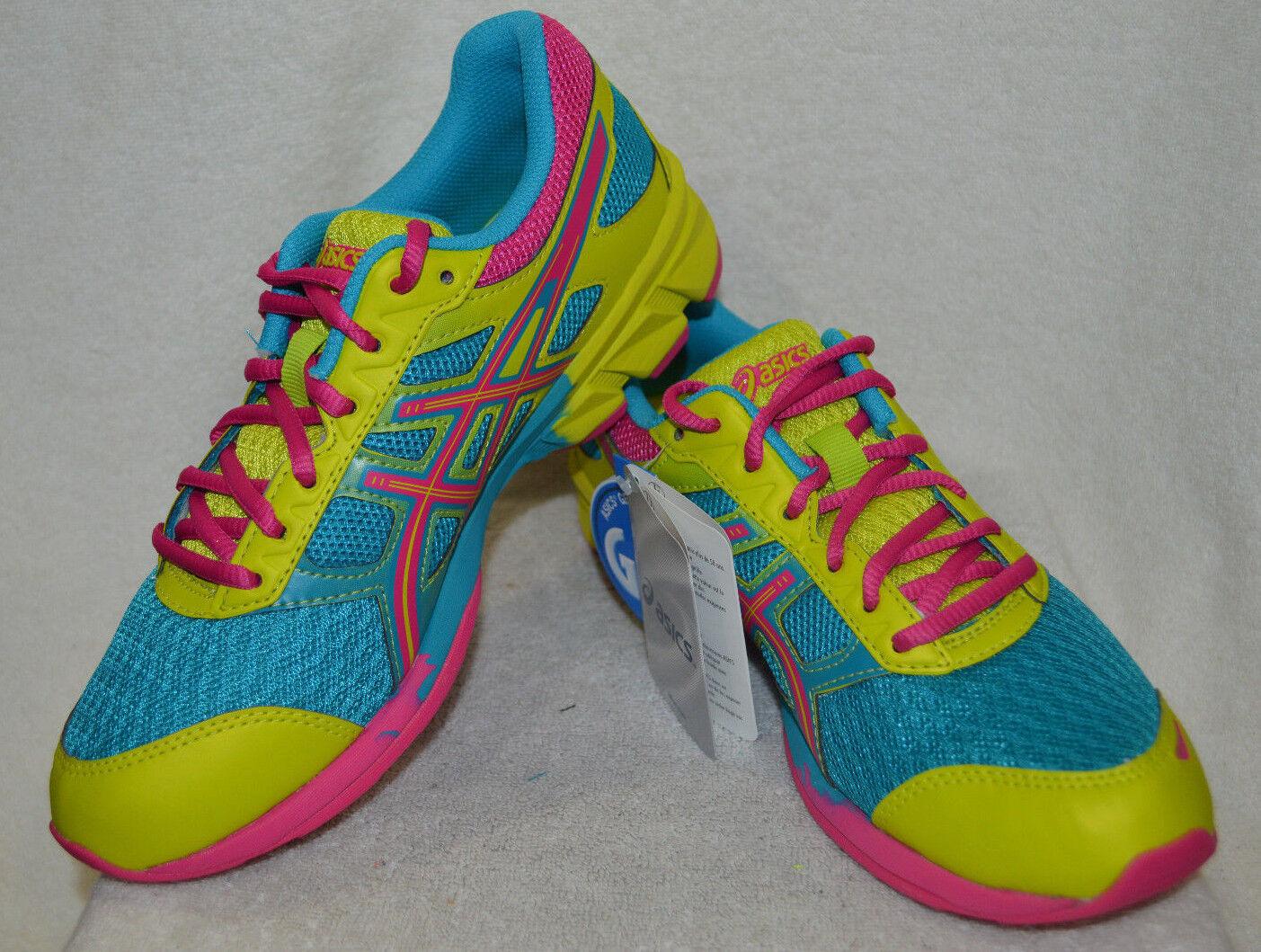 ASICS GEL-Frantic 7 Capri bluee Raspberry Women's Running shoes - Size 7 8 11 NWB