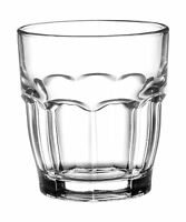Bormioli Rocco Tempered Glass 6.75 Ounce Juice Glass - Set Of 6 Free Shipping
