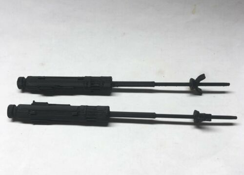 Vintage Star Wars x wing side wing guns 3D Printed