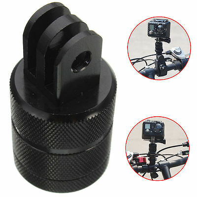 "360°rotating Single-way Alu Swivel arm 1/4"" Base Hole Mount Adapter for Gopro 4"