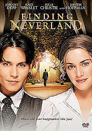 Finding-Neverland-DVD-2005-BRAND-NEW-AND-SEALED-KATE-WINSLET-JOHNNY-DEPP
