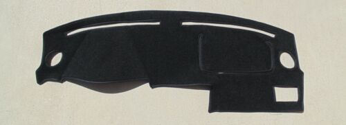 1996-2000 HONDA CIVIC DASH COVER MAT  DASHCOVER DASHMAT  black  BLACK