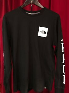 3e915024f Details about the north face MEN'S Long Sleeve '92 RAGE HEAVYWEIGHT TNF  BLACK NF0A3SXZKY4