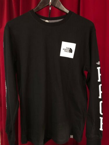 the north face MEN'S Long Sleeve /'92 RAGE HEAVYWEIGHT TNF BLACK NF0A3SXZKY4