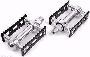 MKS Fixed Gear Pedal Sylvan Stream 9//16 Black