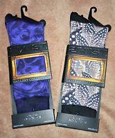 $13 2(x)ist Men's Fashion Gallery Designer Dress Crew Socks Shoe Size 6-12