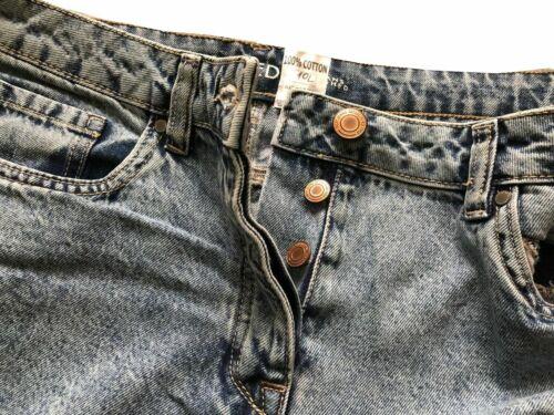 SIGUIENTE Azul Denim alta cintura Relajado Boyfriend de Superdry 6-20 Nuevas damas de mediados de lavado en