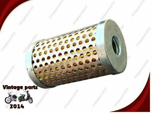 5X-NEW-ROYAL-ENFIELD-ELECTRA-OIL-FILTER-ELEMENT-500613