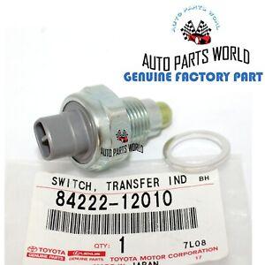DIFFERENTIAL LOCK INDICATOR OEM TOYOTA GENUINE 84222-0K010 SWITCH