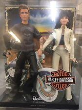 Barbie Harley Davidson Set 2009
