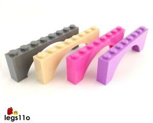 BRICK/'S Colour /& Qty BA3 Choose Part ARCH LEGO
