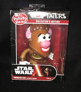 Mr Potato Head Pop Taters Princess Leia Star Wars