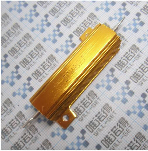50W Arcol Aluminium Clad Wirewound Resistor 4R 4ohm