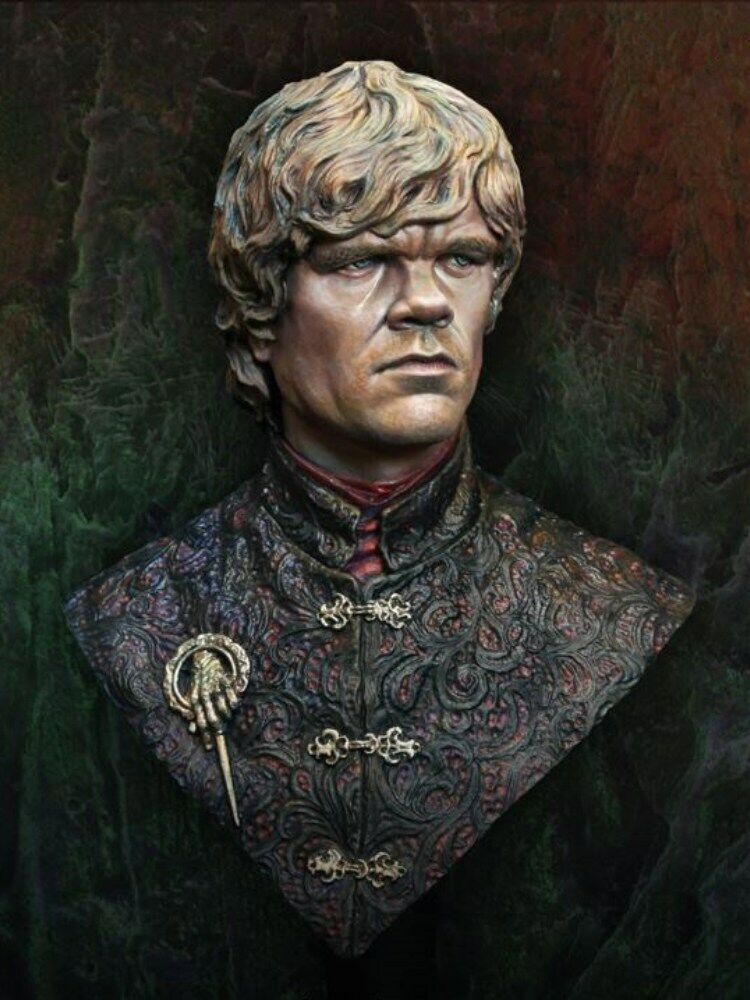 1 10 Nuts Planet Hand of the King Tyrion Lannister Game of Thrones Bust