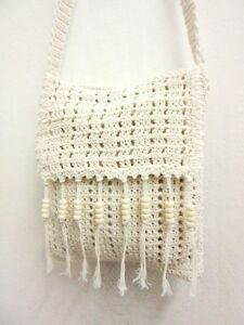 PCS-KNIT-BAG-SHOULDER-HANDICRAFT-CROCHET-WEAVE-M-HANDMADE-CROSSBODY ...