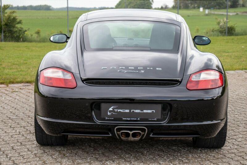 Porsche Cayman S - 9