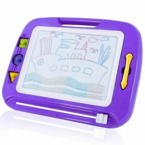 Kids Magnetic Drawing Painting Writing Board for Children Child Toys Xmas Gifts