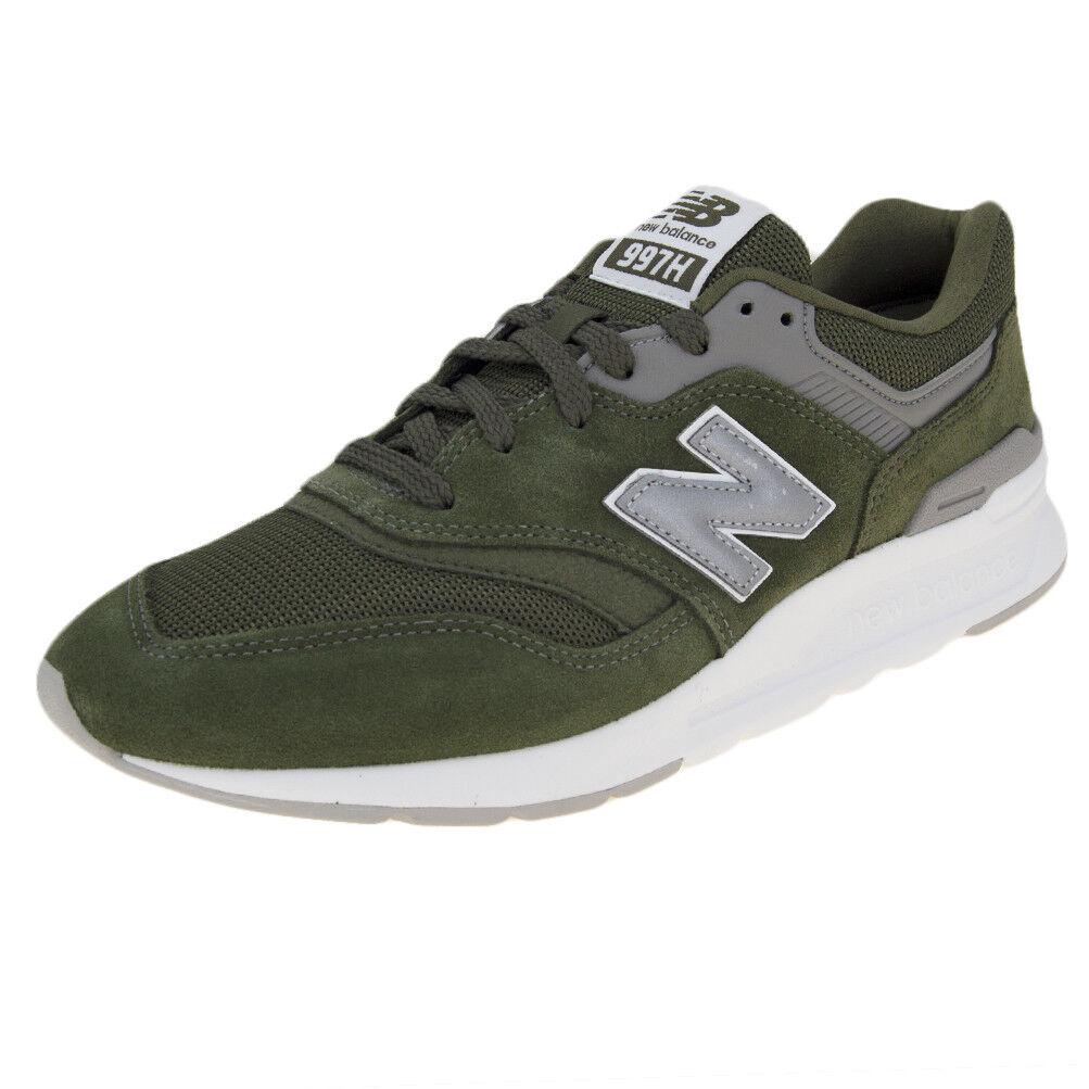 chaussures New Balance 997 CM997HCG vert