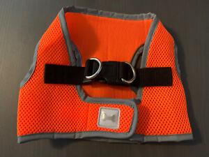 Fluorescent  Orange Animal Vest 2013 Size Medium