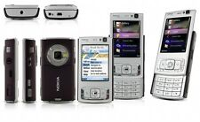 Nokia n95 Deep Plum (Senza SIM-lock) Smartphone WIFI 3g 5mp Flash GPS Finland NUOVO