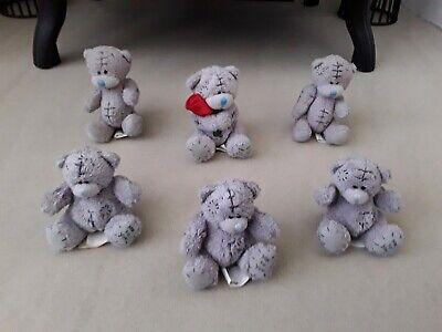 Indipendente 6 In Pensione Me To You Tatty Teddy Bears-mostra Il Titolo Originale Materiali Superiori