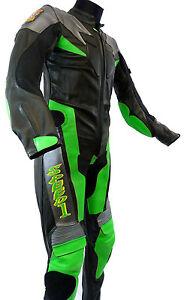 Baby Biker Speed Demon Kids Motorcycle MiniMoto Full Leather Race Suit Silver T